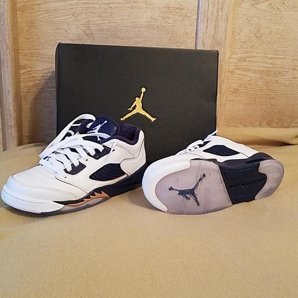 Nike Shoes   Air Jordan 5 Retro Low Gs
